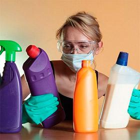 Аллергические реакции от моющих средств