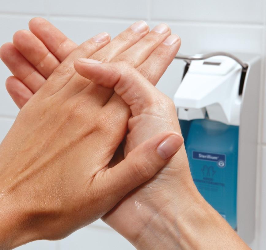 Дезинфицирующие средства для рук: основные требования