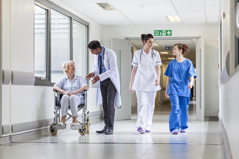 Моющие и дезинфицирующие средства для больниц