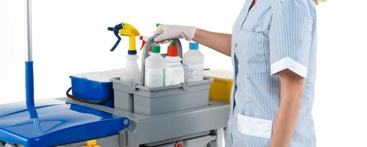 Выгодные поставки профессиональных моющих средств оптом