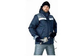 Куртка утепленная Эребус (зимняя)