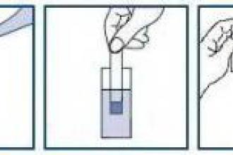 Индикаторные полоски «ХЛОР-20 мг»