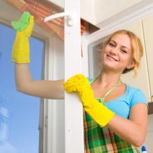 Чем и как отмыть пластиковые окна?