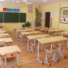 Моющие и дезинфицирующие средства в школе